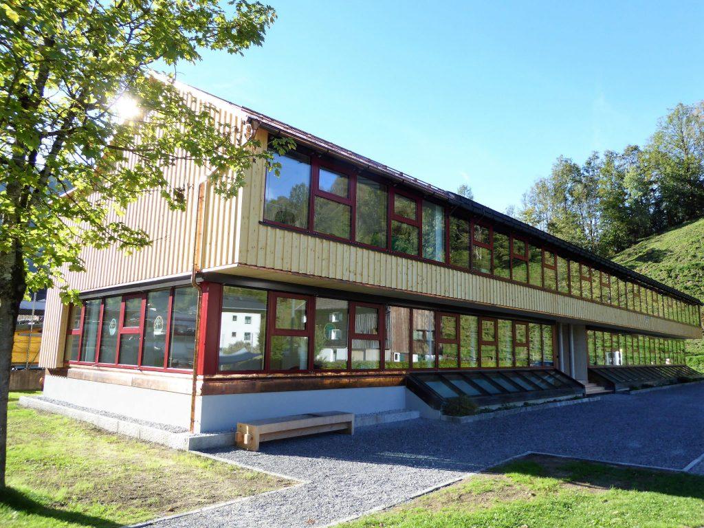 Gemeindehaus Reuthe