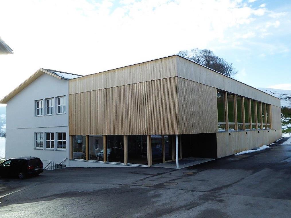 Kultursaal-Turnhalle VS Langenegg