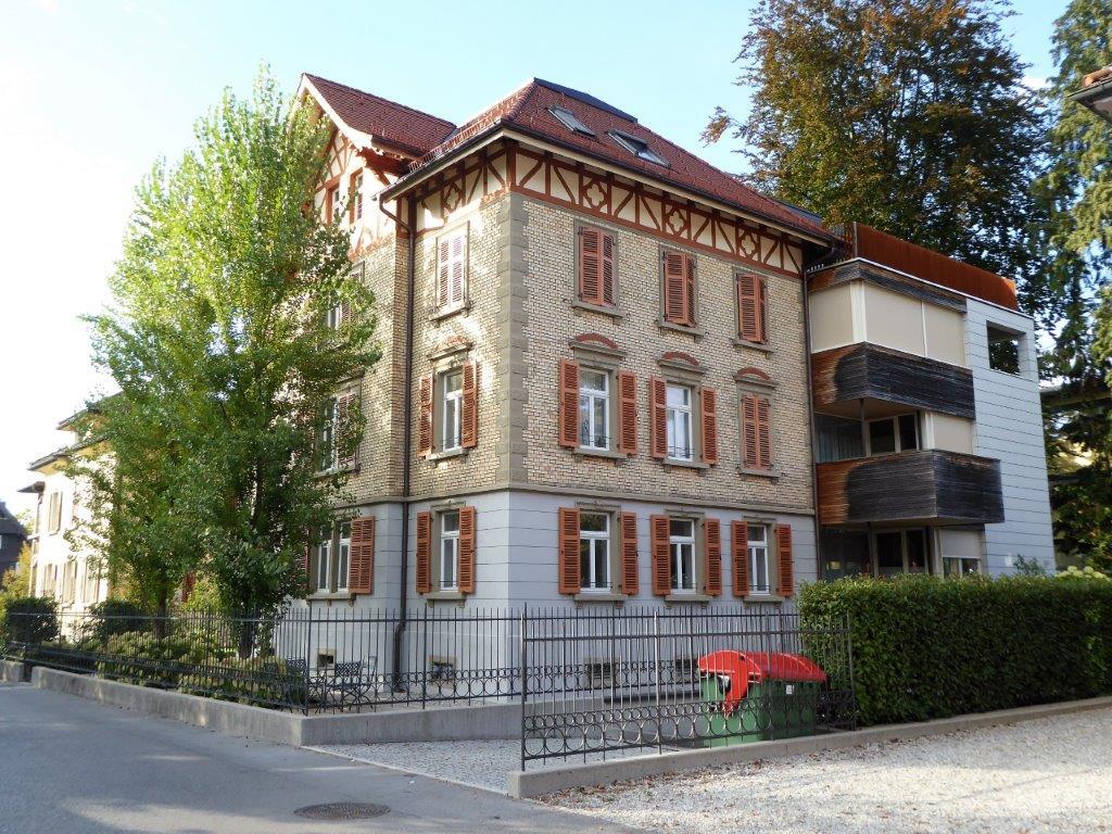 MFH Frühlingsstraße, Dornbirn