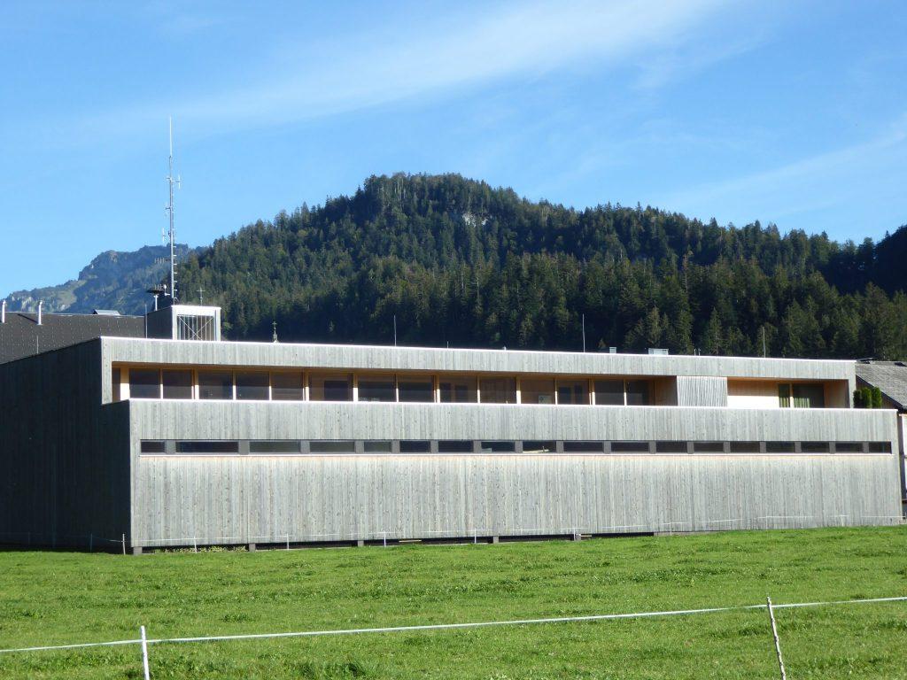 Sicherheitszentrum Bezau
