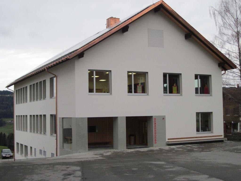 Volksschule Riefensberg