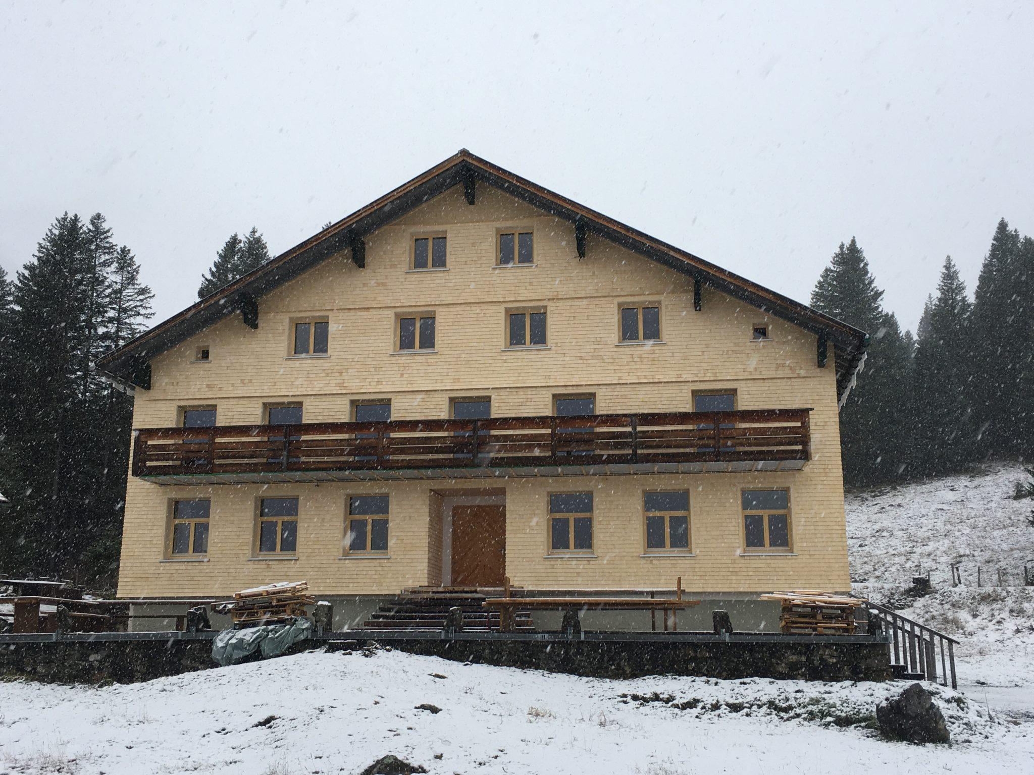 Alpengasthaus Edelweiß, Au
