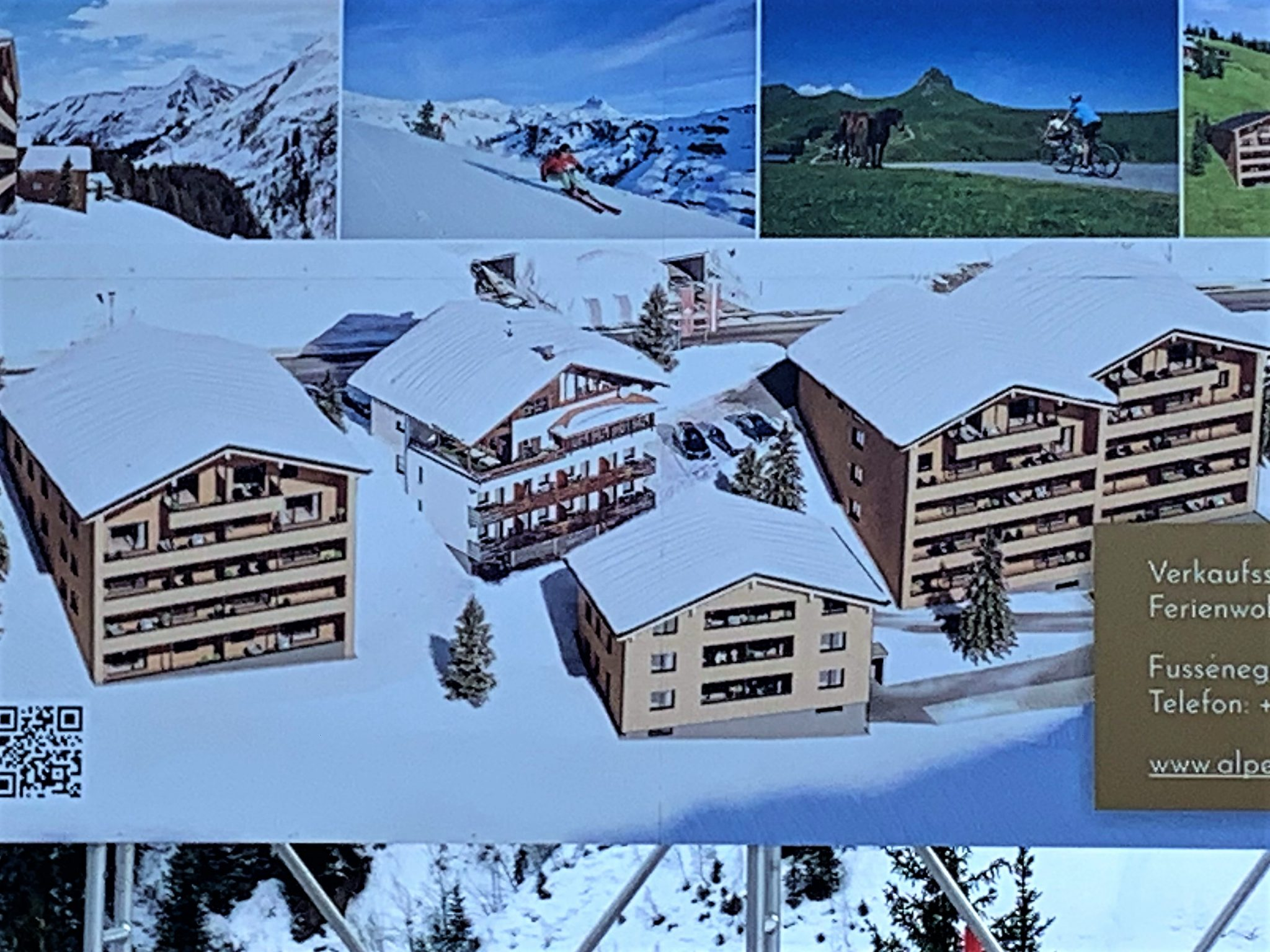 Ferienwohnungen Alpenstolz, Damüls