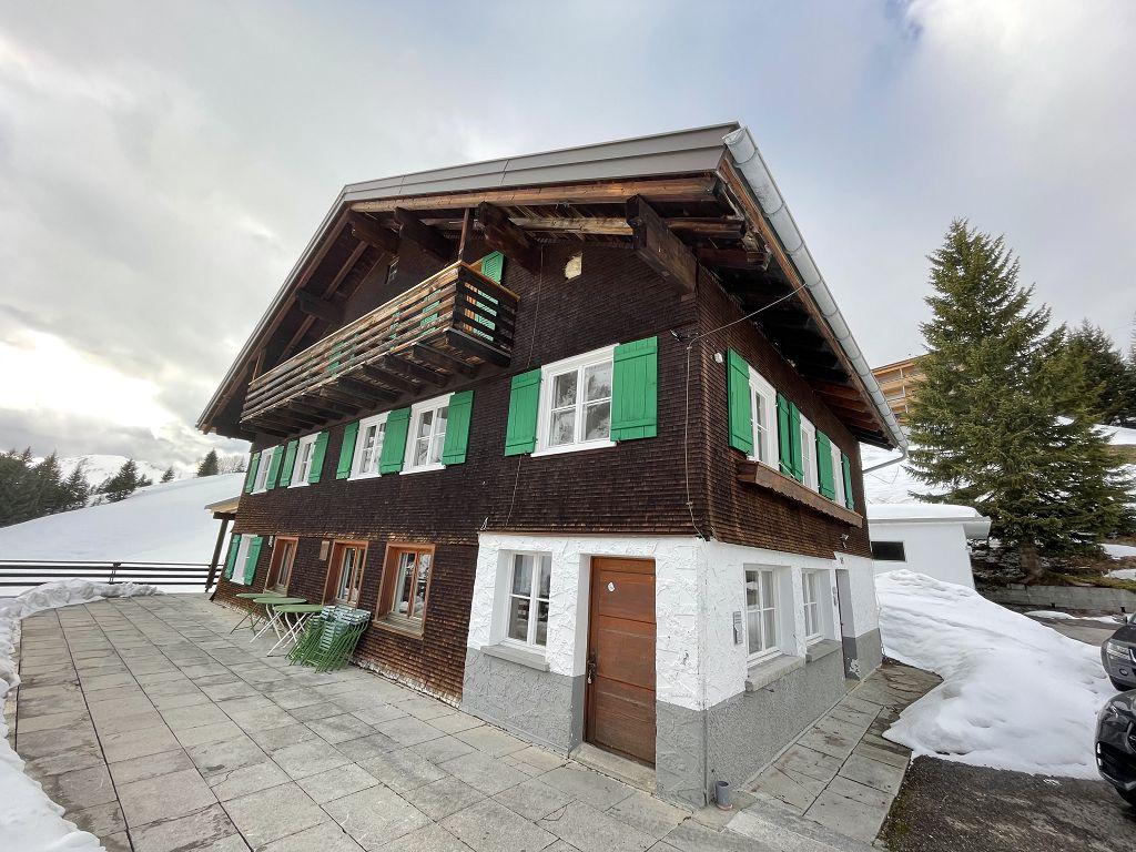 Ferienhaus Fuchsloch, Damüls