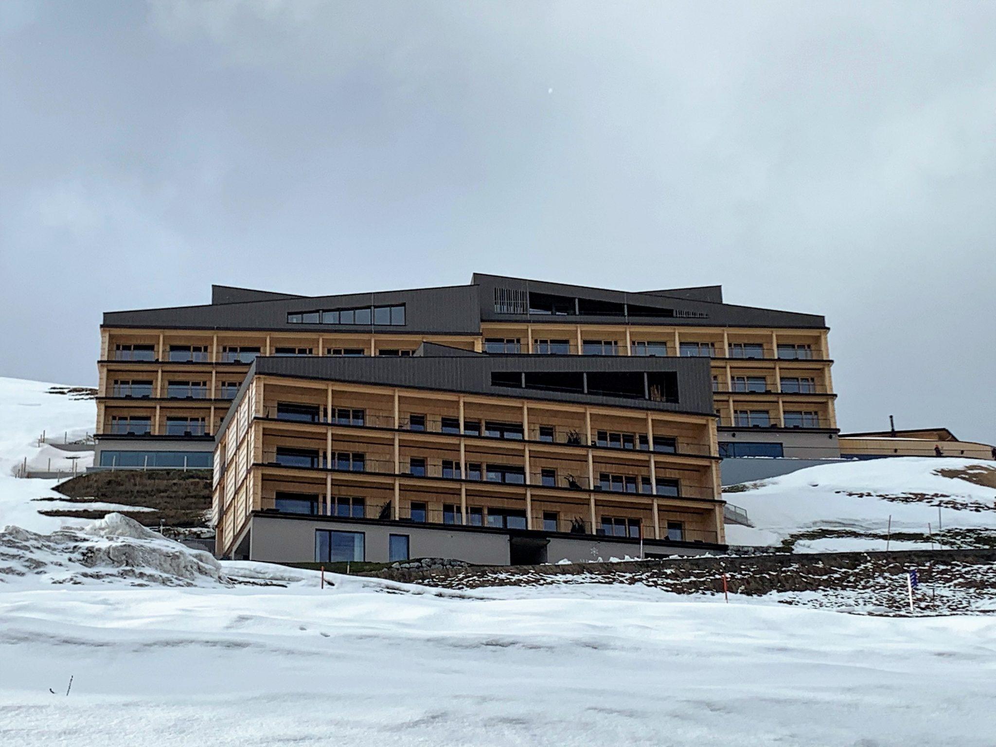Hotel Alpenstern, Damüls