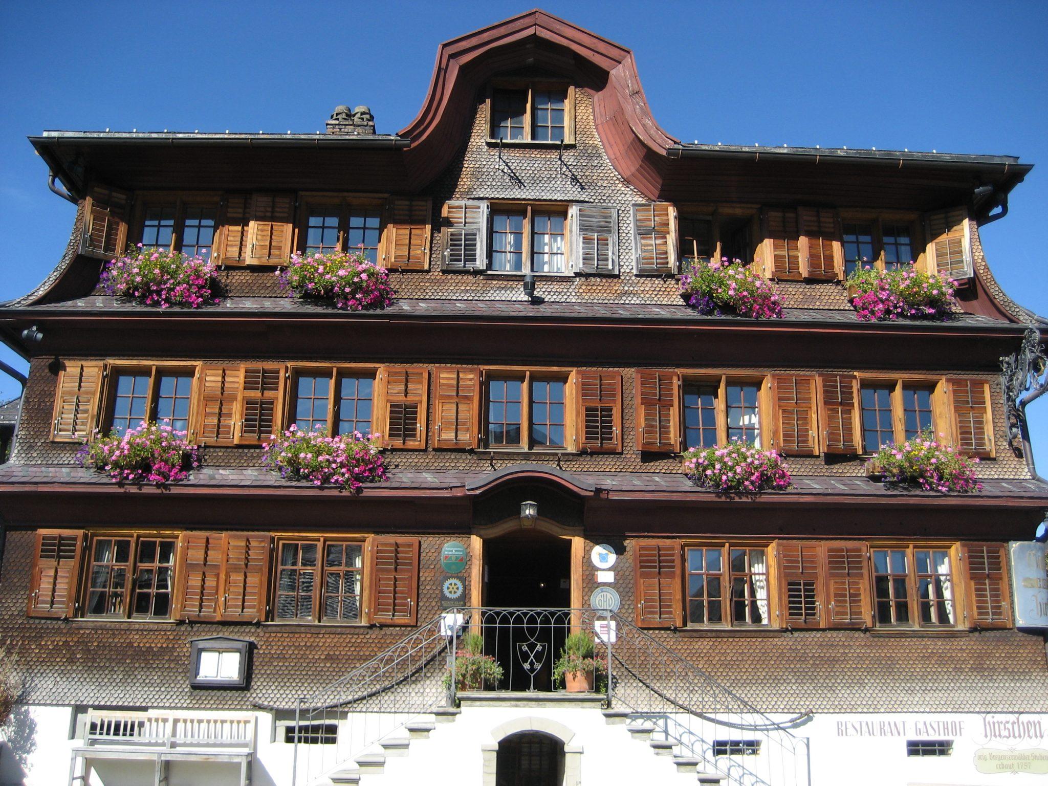 Hotel Gasthof Hirschen, Schwarzenberg